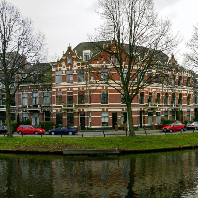 <strong>Leiden</strong><br><p>Zoeterwoudsesingel</p>