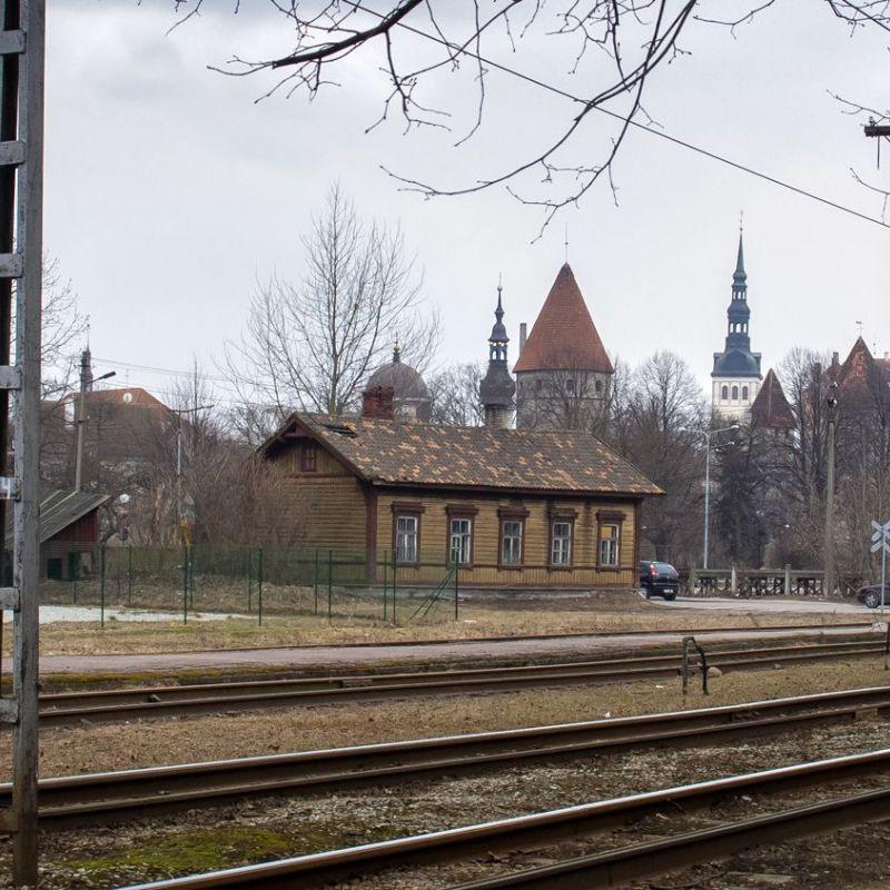 <strong>Estland</strong><br><p>Talinn</p>