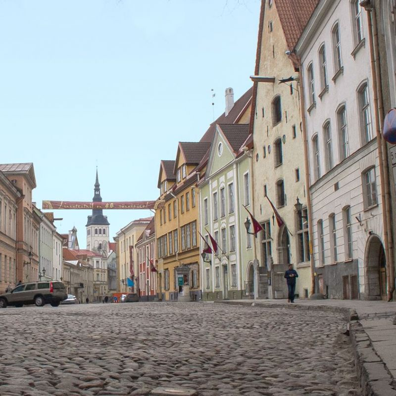 <strong>Estland</strong><br><p>Tallinn</p>