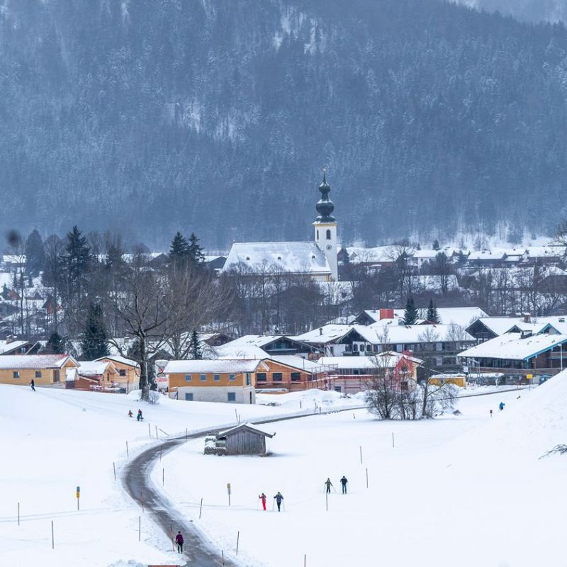 <strong>Duitsland</strong><br><p>Inzell</p>