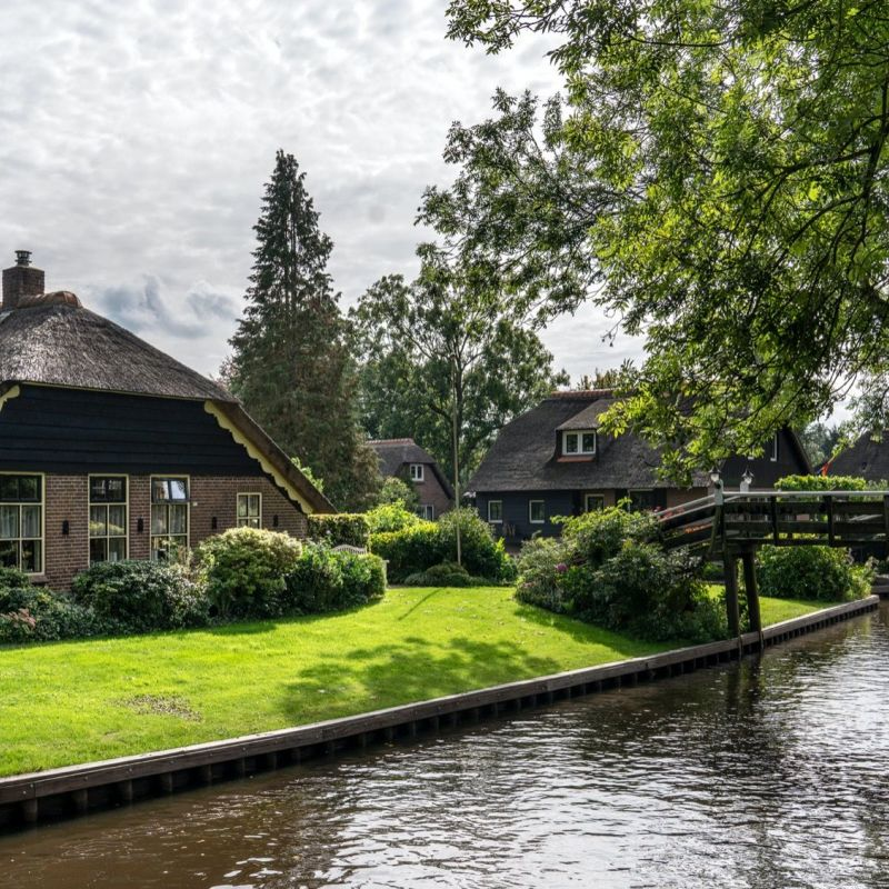<strong></strong><br><p>Giethoorn</p>