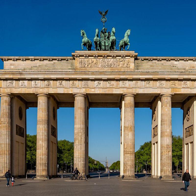 <strong>Duitsland</strong><br><p>Berlijn</p>