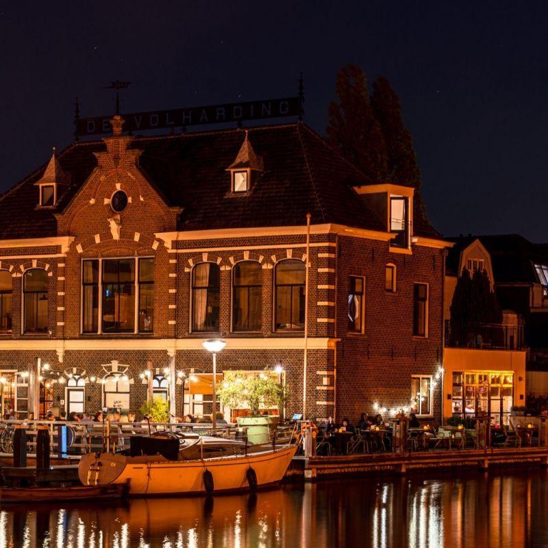 <strong>Leiden</strong><br><p>de Volharding aan de Haven</p>
