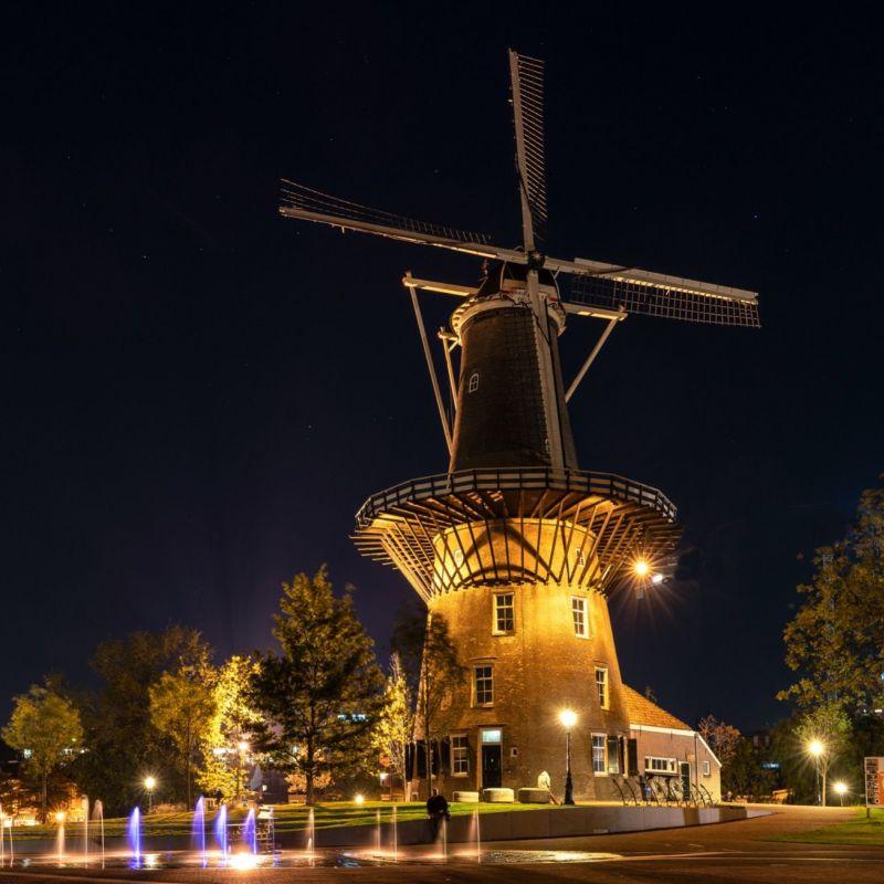 <strong>Leiden</strong><br><p>Molen de Valk</p>