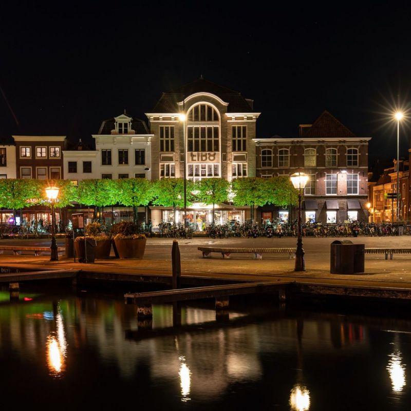<strong>Leiden</strong><br><p>Steenstraat</p>