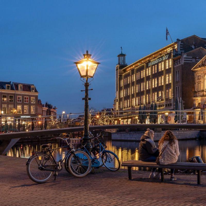<strong>Leiden</strong><br><p>Stille Rijn</p>