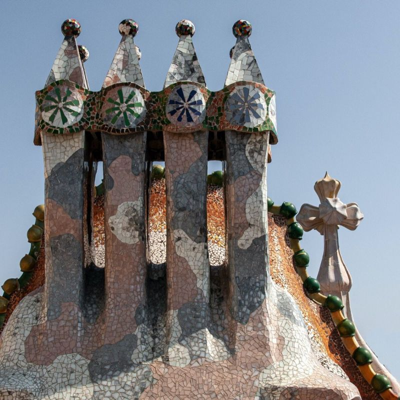 <strong>Spanje</strong><br><p>Barcelona, Casa Batllo</p>