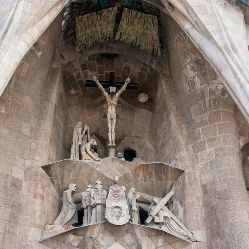 <strong>Spanje</strong><br><p>Barcelona , Sagrada familia</p>