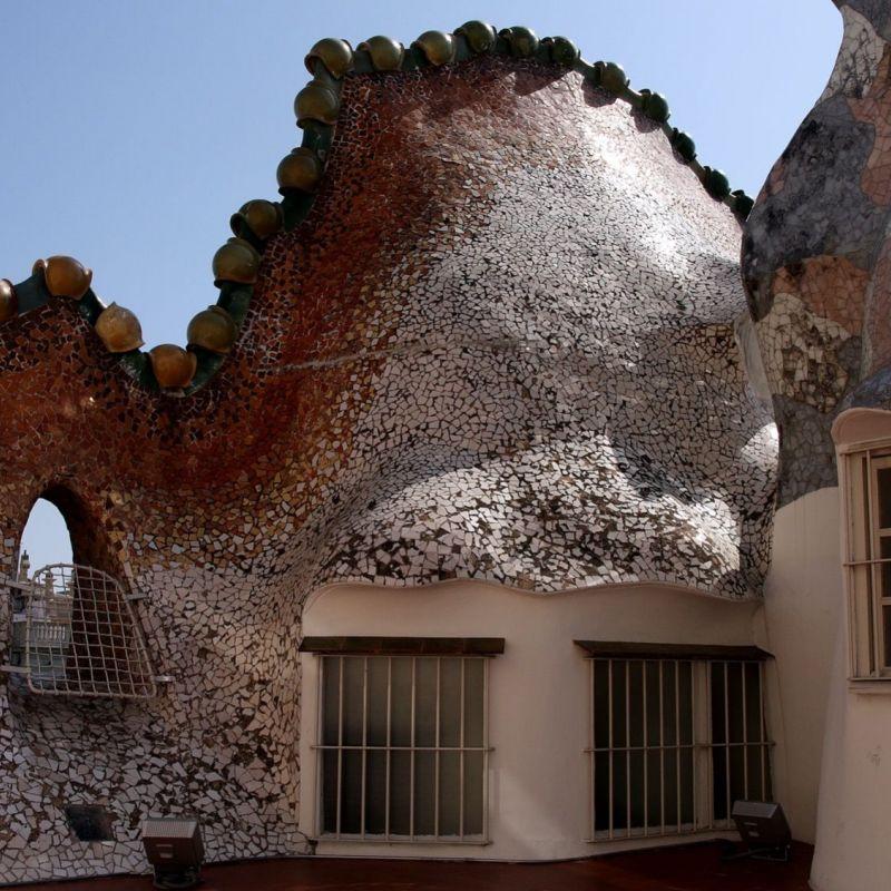 <strong>Spanje</strong><br><p>Barcelona , Casa Batllo</p>