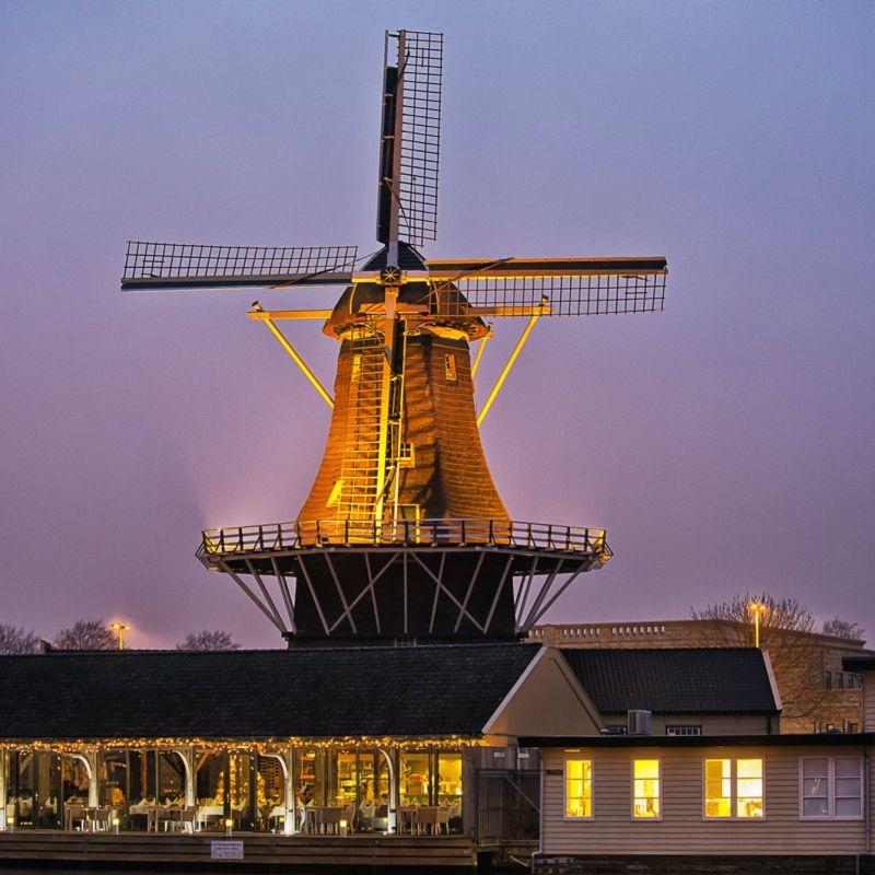 <strong>Leiden</strong><br><p>Molen de Heesterboom</p>