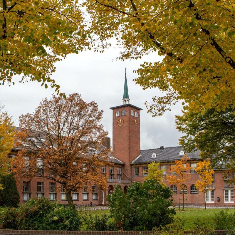 <strong>Leiden</strong><br><p>Lyceum Fruinlaan</p>