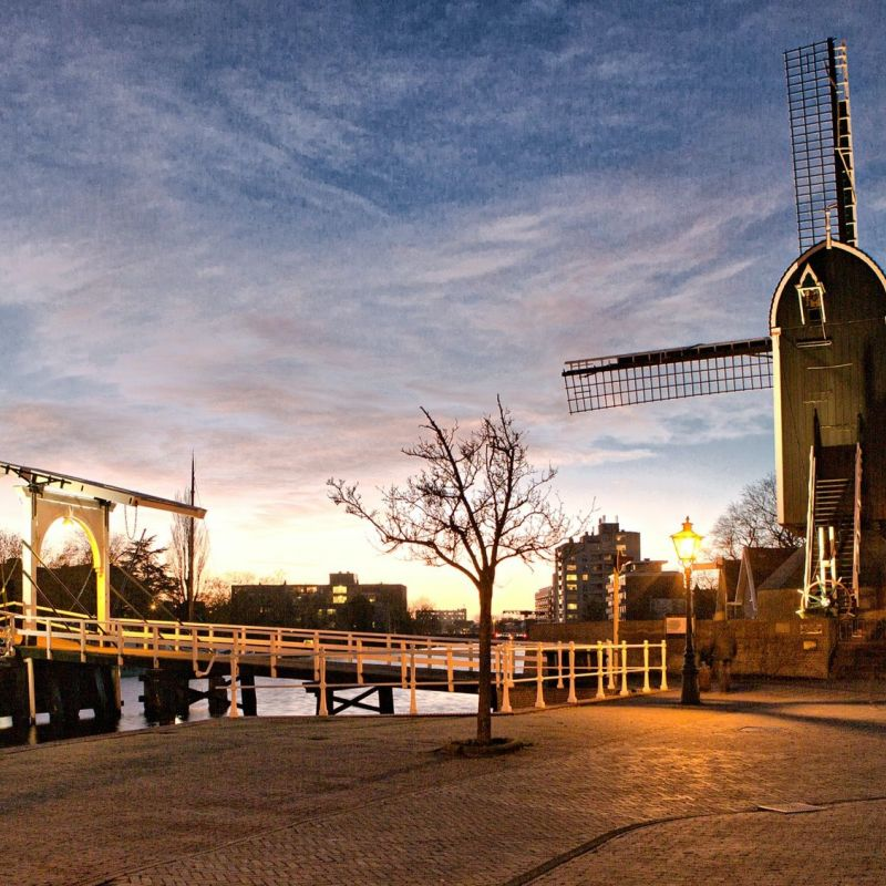 <strong>Leiden</strong><br><p>Molen de Put</p>