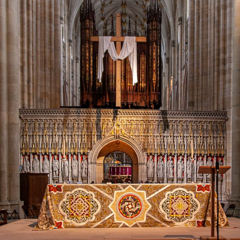 <strong>Engeland</strong><br><p>in de York Minster</p>