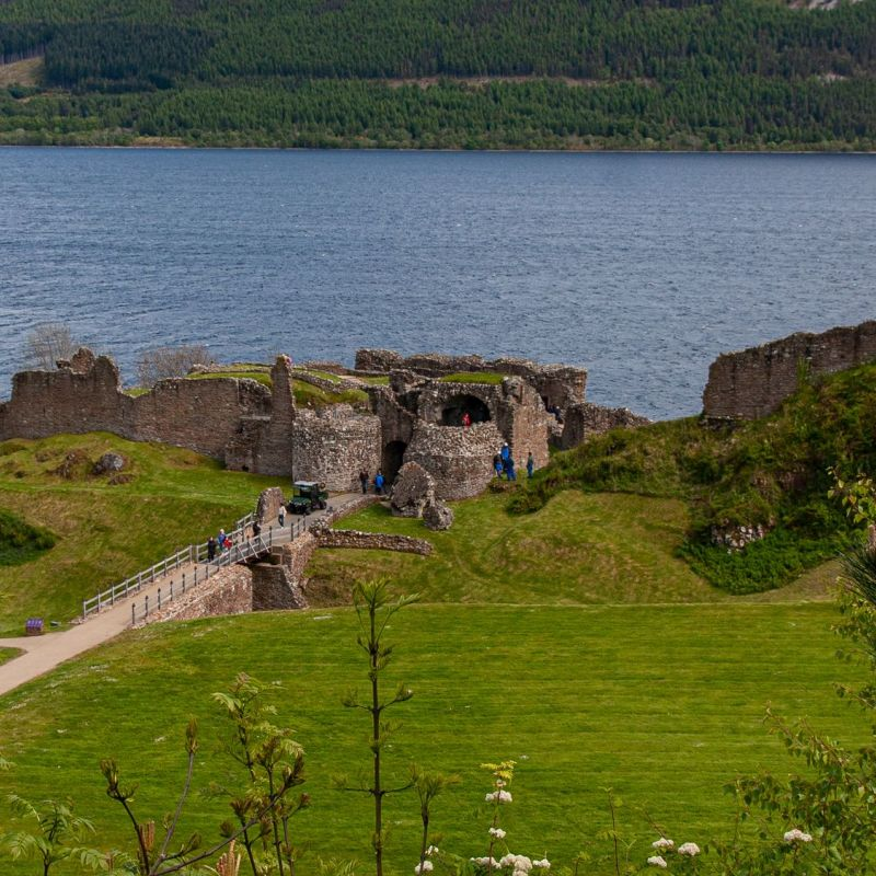 <strong>Schotland</strong><br><p>Urquhart Castle</p>