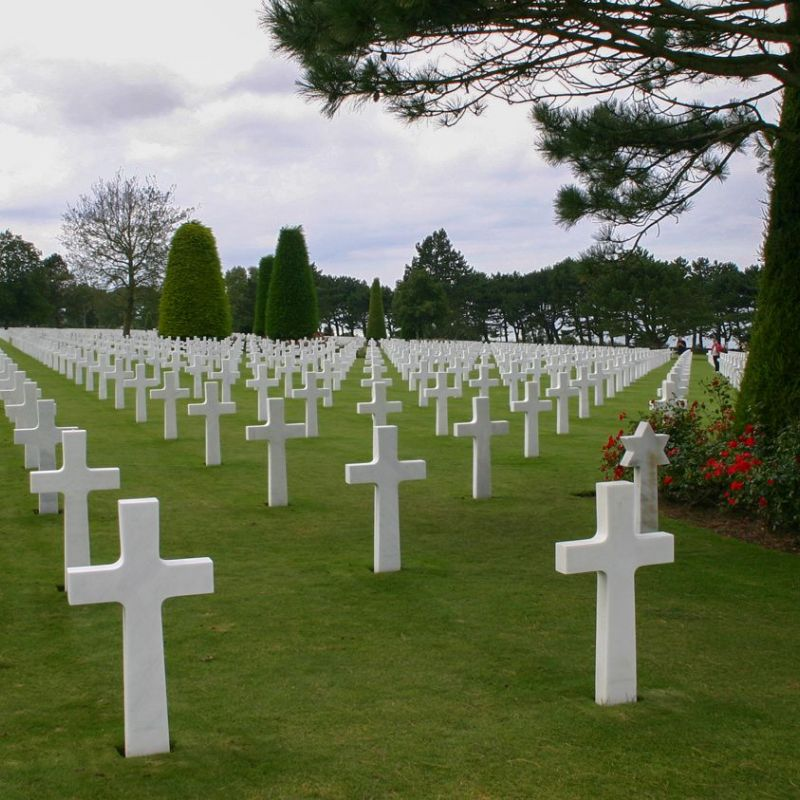 <strong>Frankrijk</strong><br><p>Normandië</p>