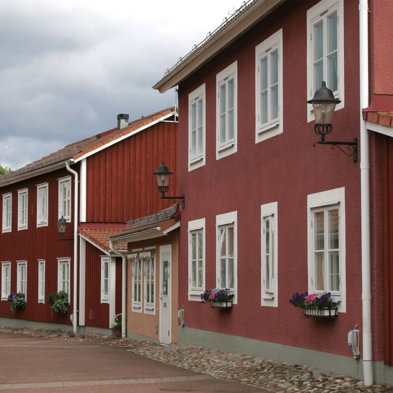 <strong>Zweden</strong><br><p>Mora</p>