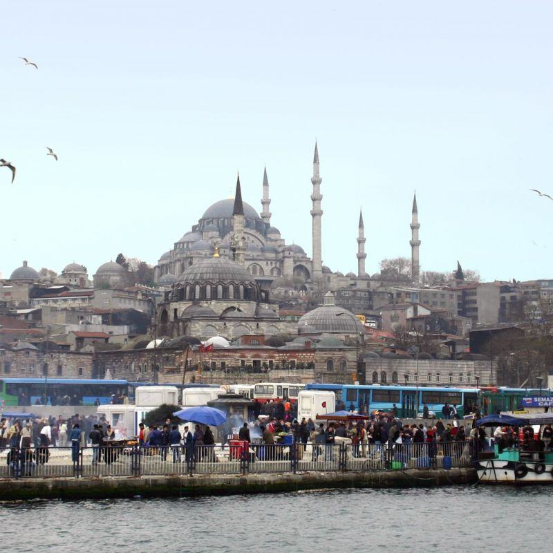 <strong>Istanbul</strong>
