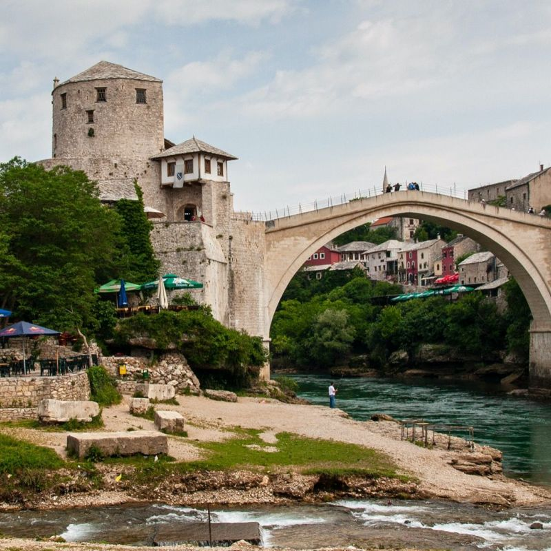 <strong>Bosnië</strong><br><p>Mostar</p>