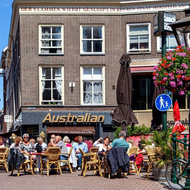 <strong>Leiden</strong><br><p>Hoogstraat</p>
