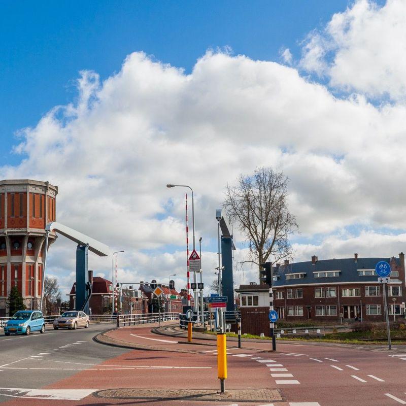 <strong>Leiden</strong><br><p>Watertoren Hoge Rijndijk</p>