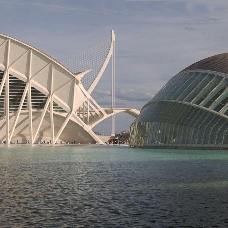 <strong>Spanje</strong><br><p>Valencia, Galatrava</p>