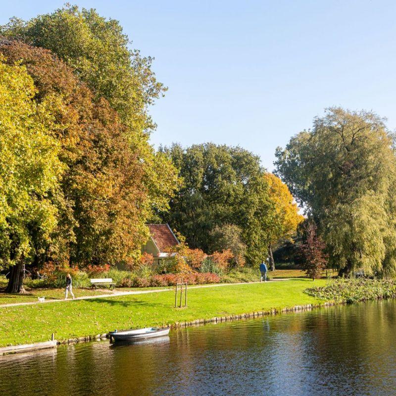<strong>Leiden</strong><br><p>Plantsoen</p>
