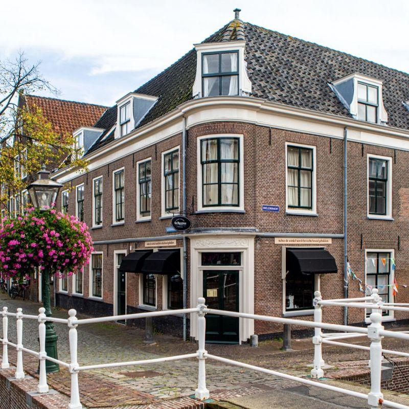 <strong>Leiden</strong><br><p>Groenhazegracht - Doelengracht</p>