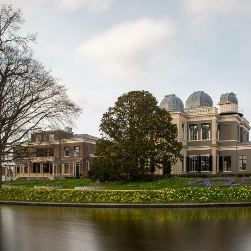 <strong>Leiden</strong><br><p>Sterrewacht</p>