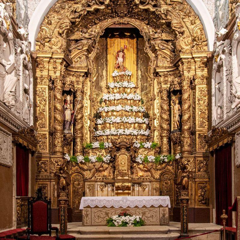<strong>Portugal</strong><br><p>igreja de santo ildefonso</p>